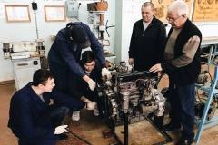 Техническое обслуживание и и ремонт автомобильного транспорта